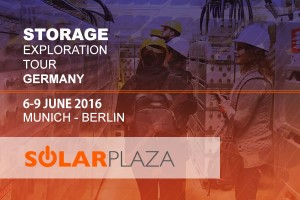 The Storage Exploration Tour Germany