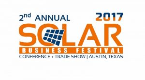 Solar Business Festival, Exhibition & Conference (SBF 2017) Austin Texas