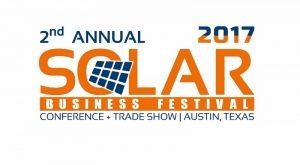 Solar Business Festival, Exhibition & Conference (SBF 2017) Austin Texas