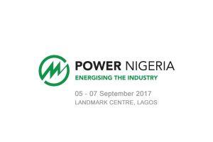 Power Nigeria 2017