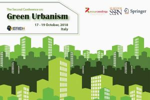 The Second International Conference on Green Urbanism