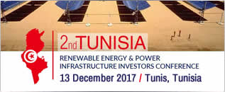 2nd Tunisia Renewable Energy & Power Infrastructure Investment Conference