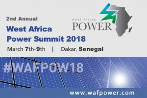West Africa Power Summit 2018 – WAFPOW18