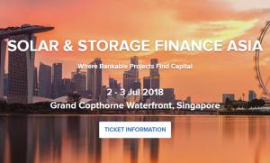 Solar and Storage Finance Asia