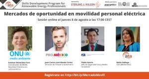 Mercados de oportunidad en movilidad personal eléctrica
