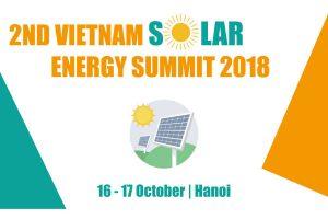2nd Vietnam Solar Energy Summit 2018