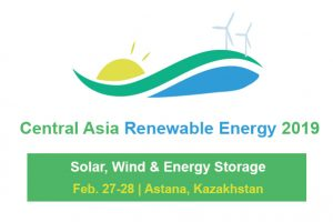 Central Asia Renewable Energy Summit 2019