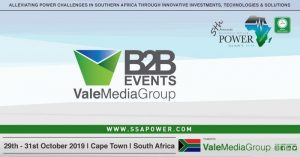5th Southern Africa Power Summit 2019