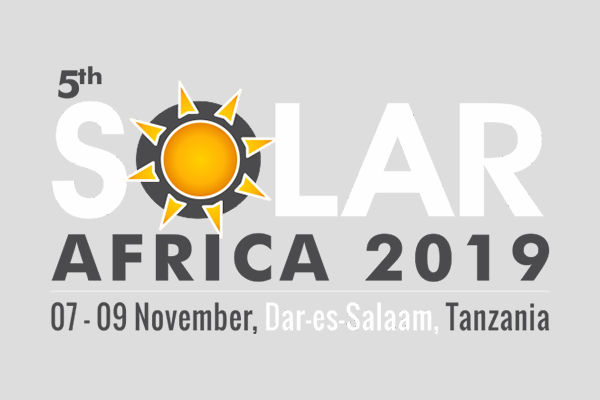 5th Solar Africa 2019 | Solar Industry Events Directory