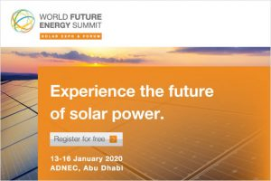 World Future Energy Summit (WFES) 2020
