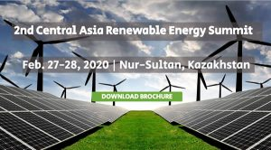 2nd Central Asia Renewable Energy Summit