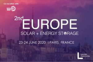 2nd Annual Europe Solar + Energy Storage Congress
