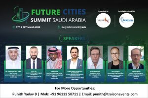 Future Cities Summit Saudi Arabia 2020