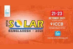 19th Solar Bangladesh 2021 International Expo