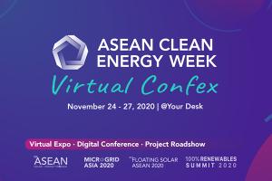 ASEAN Clean Energy Week Virtual Confex 2020