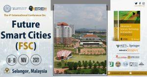Future Smart Cities (FSC) - 4th Edition