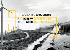 Energy Week Central Asia & Mongolia 100% ONLINE